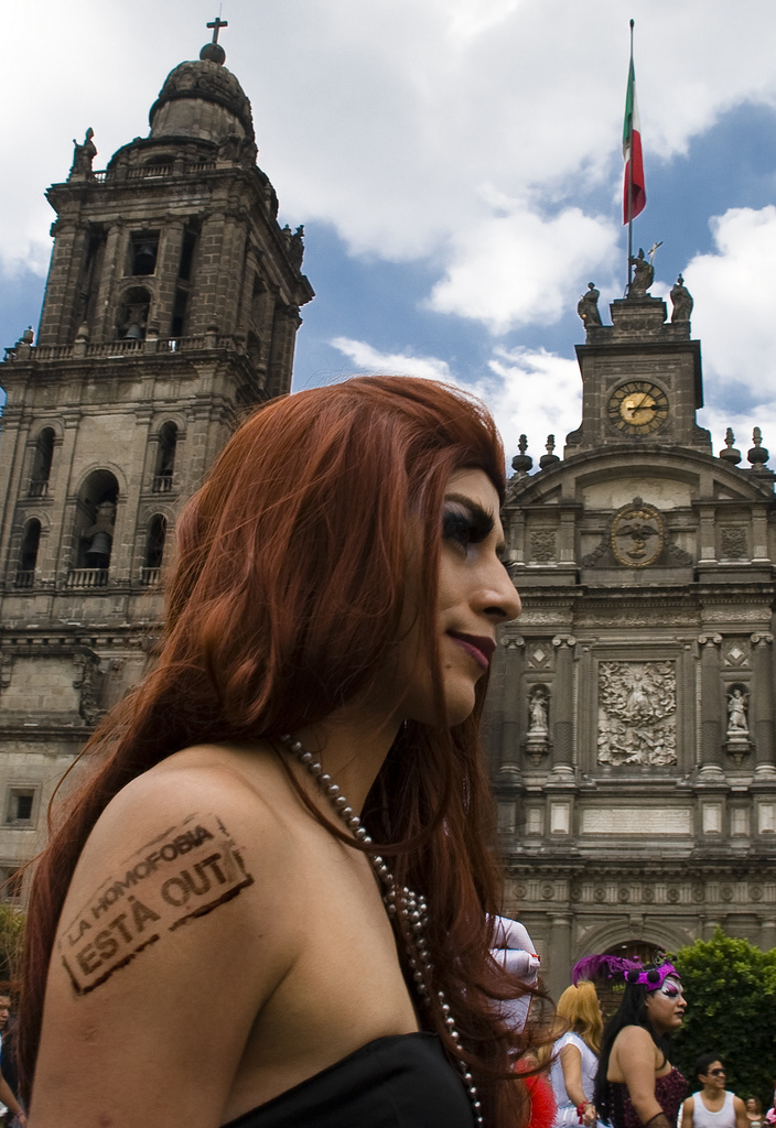 2009 Mexico City Gay Pride Parade